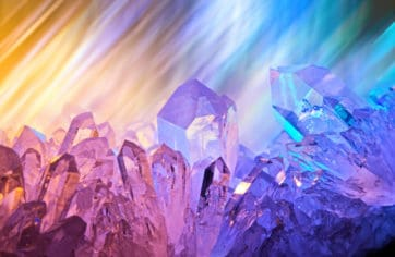 Ethereal Crystals